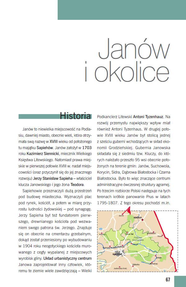 Janów i okolice