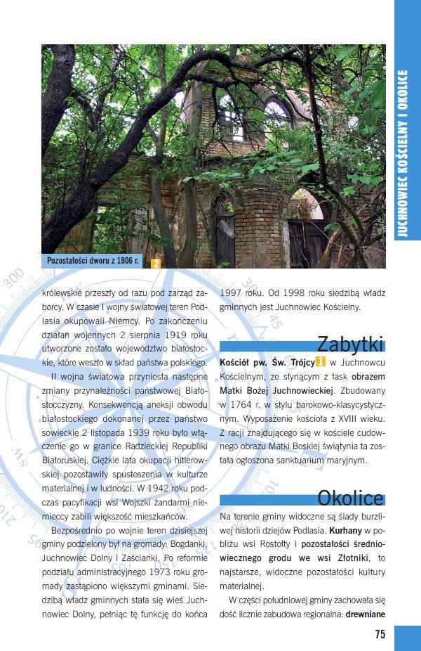 Juchnowiec Kościelny i okolice