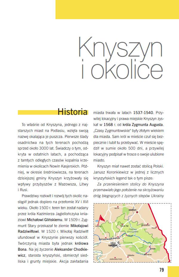 Knyszyn i okolice