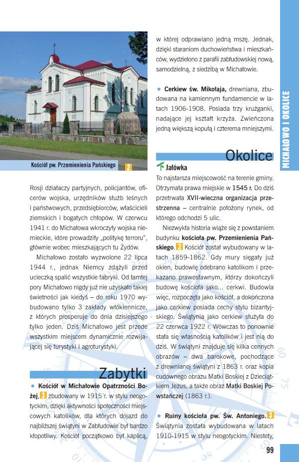 Michałowo i okolice