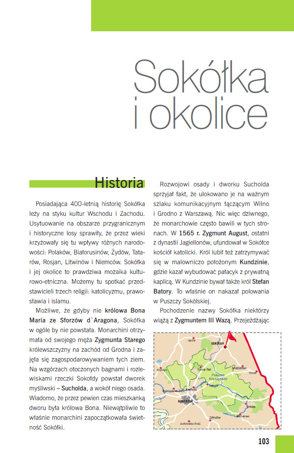 Sokółka i okolice